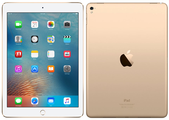 "Picture of Apple Ipad Pro (9.7"") 32GB WiFi - Gold"