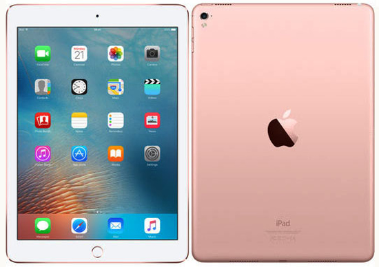 "Picture of Apple Ipad Pro (9.7"") 128GB WiFi + LTE - Rose Gold"