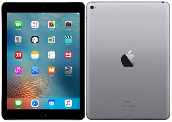 """Picture of Apple Ipad Pro (9.7"""") 256GB WiFi + LTE - Space Grey"""