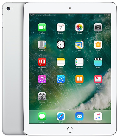 Picture of Apple iPad Air 2 128GB Wifi - Silver