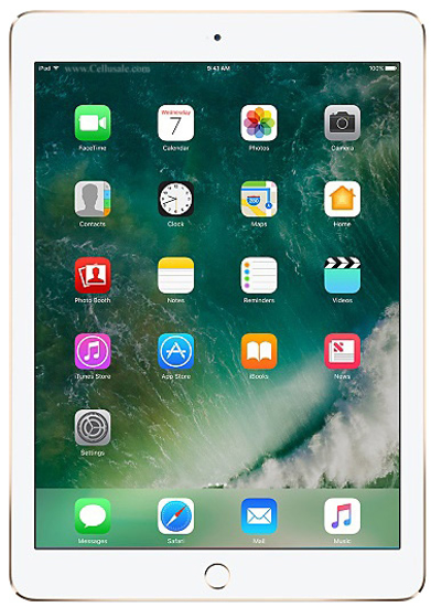 Picture of Apple iPad Air 2 64GB Wifi - Gold