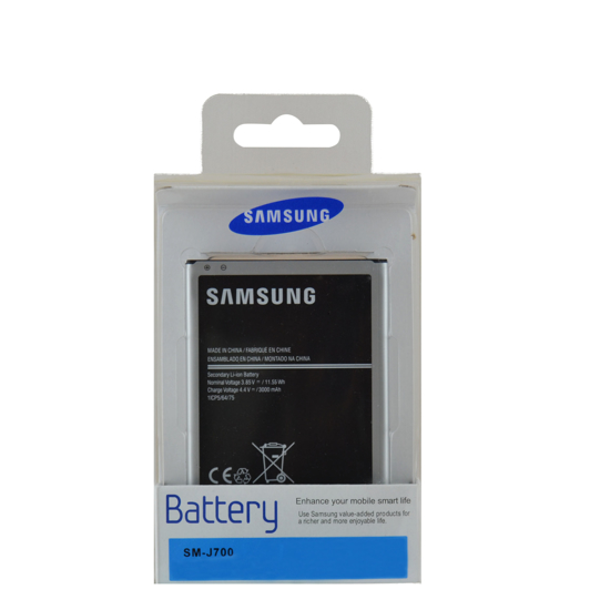 Picture of Samsung Galaxy J700 Battery - Retail