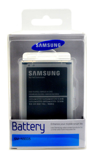 Picture of Samsung Galaxy Note 3 Battery - Retail