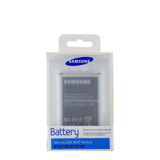 Picture of Samsung Galaxy Note 2 Battery - Retail