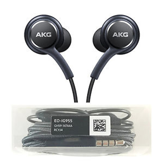 Picture of Samsung Galaxy S8 S8 Plus AKG Headset Retail Pack