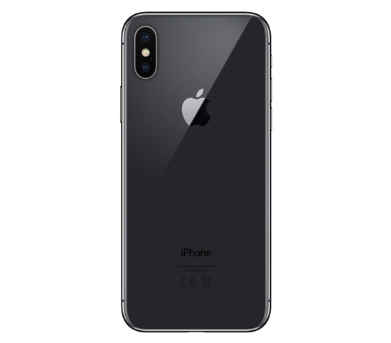Picture of Apple iPhone X Space Grey 256GB
