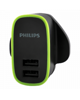 Picture of Philips Dual Port Wall Charger (DLP2503)
