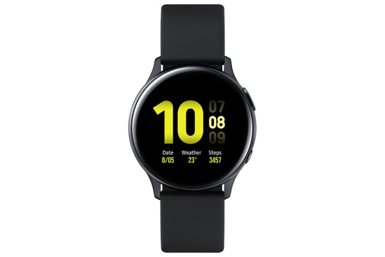 Picture of Samsung Galaxy Watch Active 2 40mm - Black (Aluminium)