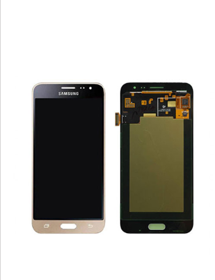 Picture of J320 LCD GOLD(GH97-18414B)