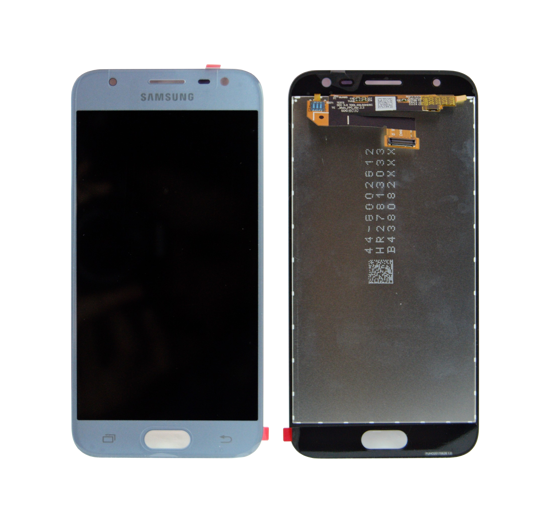 Picture of J330 LCD SILVER(GH96-10992A)