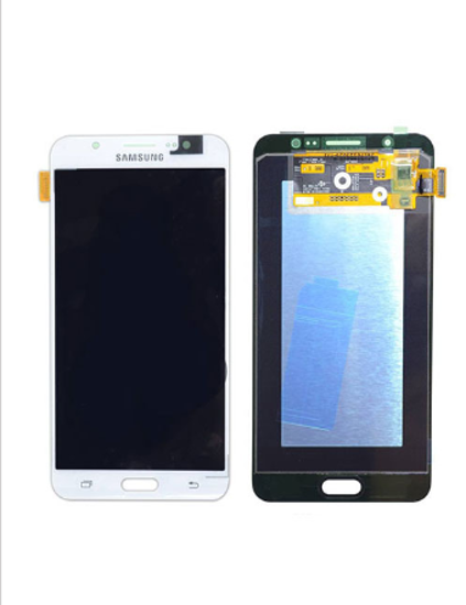 Picture of J710 LCD WHITE(GH97-18855C)