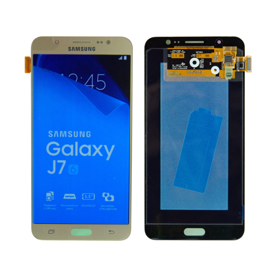 Picture of J710 LCD GOLD(GH97-18855A)