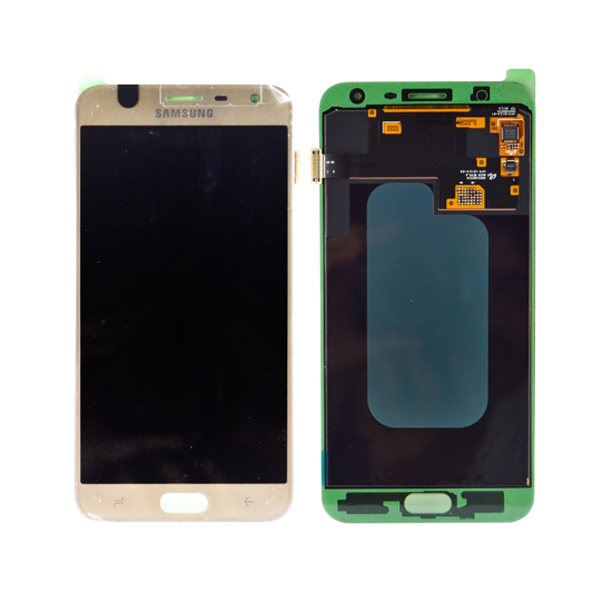 Picture of J720 LCD GOLD(GH97-21827B)