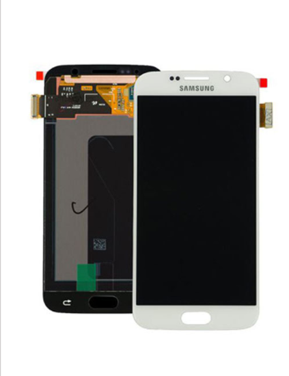 Picture of S6 G920 LCD WHITE(GH97-17260B)