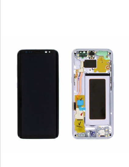 Picture of S8 PLUS G955 LCD VIOLET(GH97-20470C)