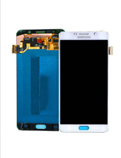 Picture of NOTE 5 N920 LCD WHITE(GH97-17755C)