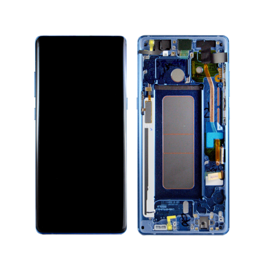 Picture of NOTE 8 N950 LCD BLUE(GH97-21065B)