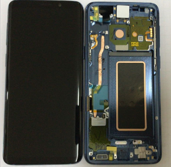 Picture of S9 LCD BLUE(GH97-21696D)
