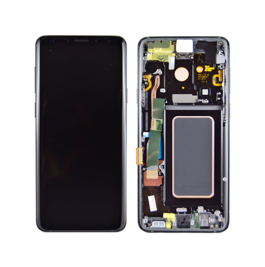 Picture of S9 PLUS LCD BLACK(GH97-21692A)