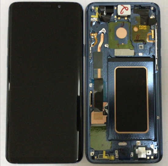 Picture of S9 PLUS LCD BLUE(GH97-21691D)