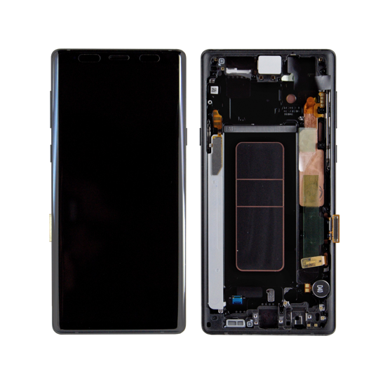 Picture of NOTE 9 LCD BLACK(GH97-22269A)